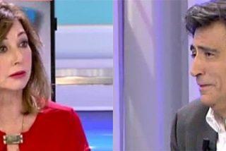 Chorreo de Ana Rosa al iconoclasta Arcadi por querer quitar la Misa de TVE como Pablo Iglesias