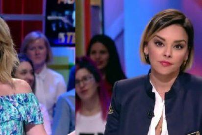 """Anna Simón le da con la mano abierta a Chenoa: """"¿Por qué la hemos fichado? ¿No daba el presupuesto para Mónica Naranjo?"""""""