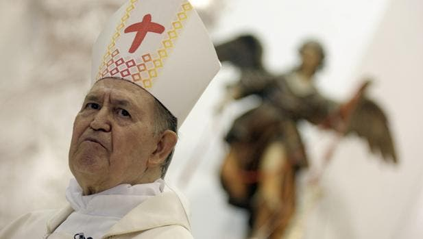 El obispo emérito de Cádiz declarará como imputado el 25 de abril