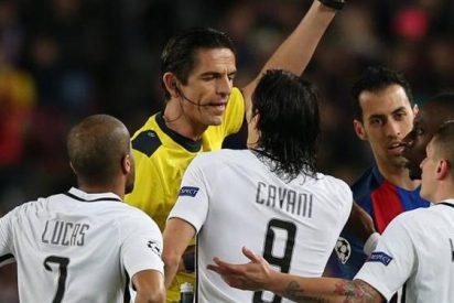 ¡Arde París! El mensaje de Aytekin que indigna a los aficionados del PSG