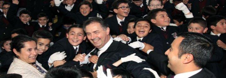 """Ángel Fdez. Artime, a los jóvenes chilenos: """"Sueño con que sean capaces de ser plenamente felices"""""""