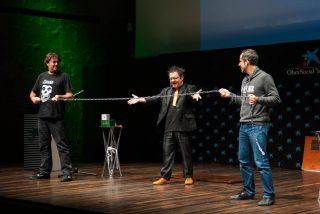Llega a Valencia el espectáculo de magia de Selvas Amazónicas