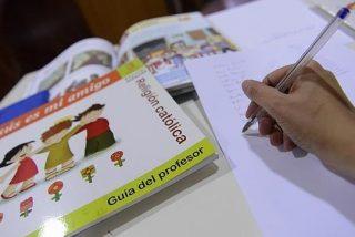 Dos de cada tres alumnos elige Religión en las escuelas
