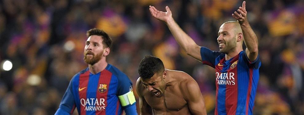 Atento River: ¡El entorno de Mascherano relevó su marcha del Barça!
