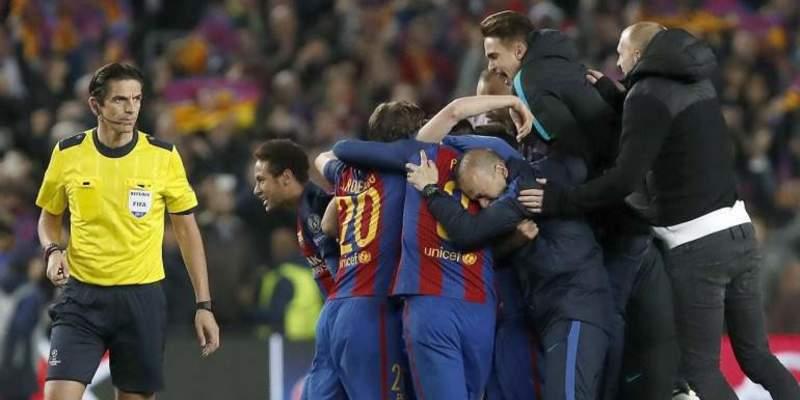 Los 10 puntos con 'errores' del árbitro Aytekin y 'trampas' del Barça