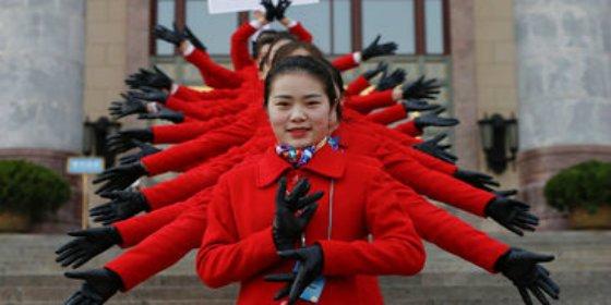 China encuentra 14 millones de personas que nunca habían existido oficialmente