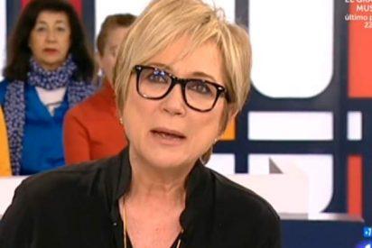 """Inés Ballester, derrumbada en directo tras la muerte de Paloma G. Borrero: """"¡Nos falta ella, nos falta Paloma!"""""""