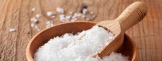 Los 10 beneficios de la sal marina que endulzarán tu vida una buena pizca