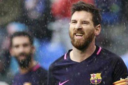 Leo Messi sigue Pichichi de LaLiga contras tres goles más que Luis Suárez