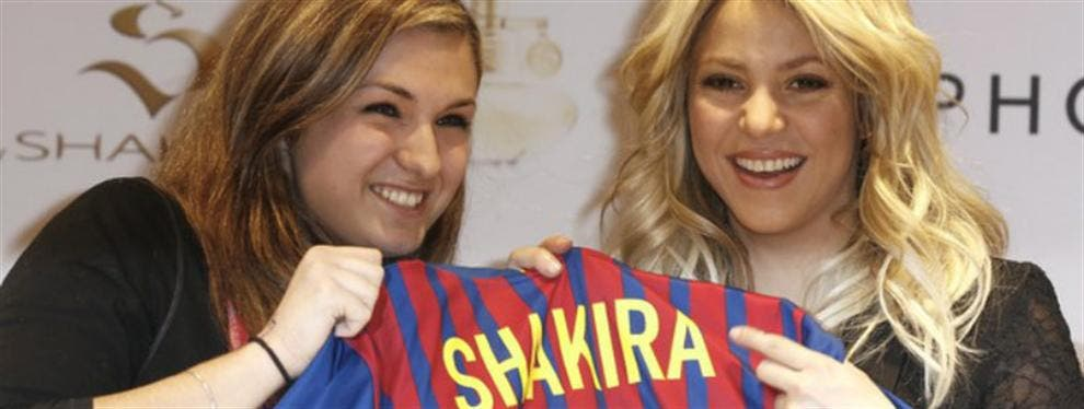 Barcelona y Shakira armaron un proyecto que promete ser descomunal