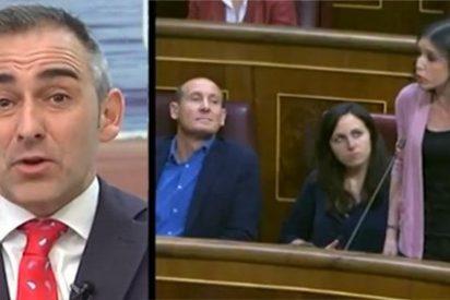 """El diputado del PP que sufrió el matonismo podemita en el Congreso: """"No debemos dejar que nos increpen constantemente"""""""