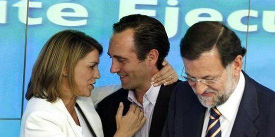 Un whatsapp contra Bauzá y el voto de Palma incendian el 'morboso' Congreso del PP balear