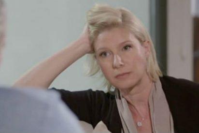 La bella Anne Igartiburu urde un 'plan secreto' que tiene en vilo a los anquilosados directivos de RTVE