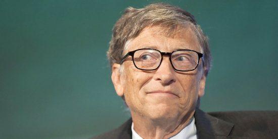 Bill Gates vuelve a ser el más rico del mundo en 2017