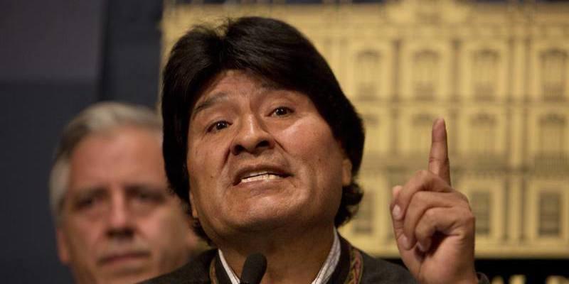"""Evo Morales: """"No comparto la sanción a Messi, mi solidaridad con el mejor del mundo"""""""