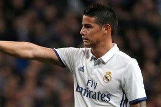 ¡Bomba en el Barça! La exigencia de James Rodríguez al Real Madrid