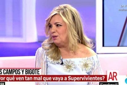 """'Culebrón Campos': Borrego afirma que su madre """"no es subnormal"""""""