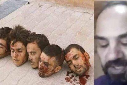 Una decapitación doble del ISIS en las inmundas cloacas de Mosul