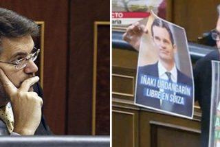 La nueva payasada del 'asalta fincas': escrachar a Catalá...¡en el Congreso!