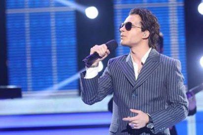 Blas Cantó se merienda a sus rivales en la final de 'Tu cara me suena'