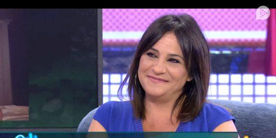 'Sálvame Deluxe': Jorge Javier destapa los problemas de peso de Melani Olivares y engorda Telecinco