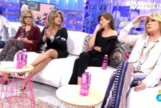 Terelu se niega a hablar de Bigote en 'Sálvame'