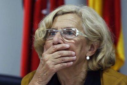 Una carta con una bala y polvo dirigida a Manuela Carmena obliga a una intervención de los TEDAX