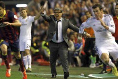 """Monumental vacile de Íker Casillas al barcelonista Marc Bartra: """"¿Has pillado a día de hoy a Bale?"""""""