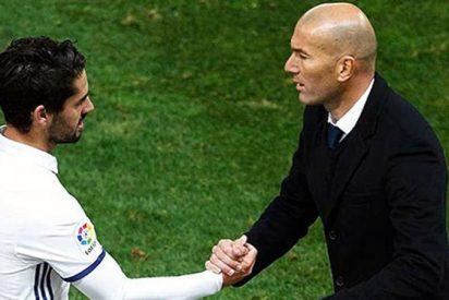 Caso Isco: Zidane espera al malagueño para 'cogerlo por banda' cuando regrese a Madrid