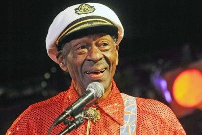Muere el legendario Chuck Berry, padre del rock and roll