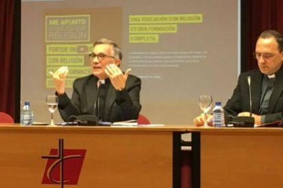 """Los obispos denuncian que en algunas CCAA """"no se oferta la Religión, o se ha bajado el horario a 45 minutos"""""""