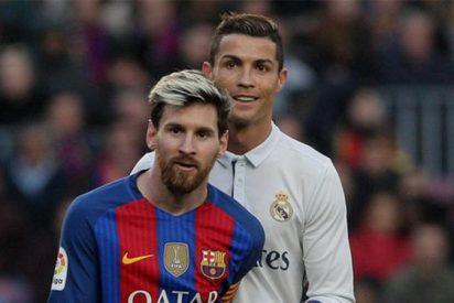 Cristiano Ronaldo se pelea con Messi por el fichaje de un jugador estrella