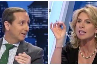 """Llarandi pone a parir a Ciudadanos por abstenerse con la estiba y Cuesta la frena con un 'zasca': """"El PSOE hizo lo mismo"""""""