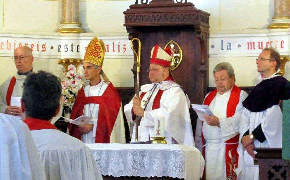 Los anglicanos se solidarizan con la Iglesia Evangélica Española