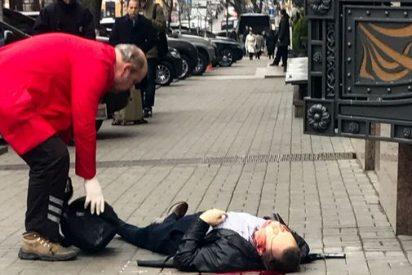 Así asesinan en Kiev al exdiputado ruso más crítico con el régimen de Vladímir Putin