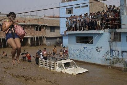 Juan Ciudad organiza una campaña de ayuda humanitaria para Perú