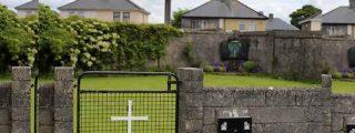 Hallan un gran número de niños enterrados en una fosa común en un convento de Irlanda
