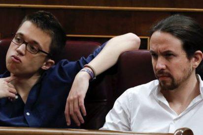 Pablo Iglesias desata una caza de brujas en Podemos para localizar al 'topo' de la APM