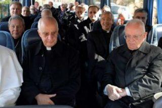 El Papa concluye sus ejercicios espirituales donando cien mil euros a los niños de Alepo
