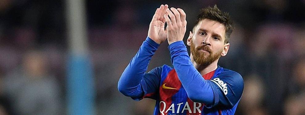 El as en la manga de Messi para asegurar la llegada de Sampaoli