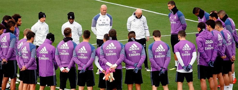 El auténtico 'apartado' en el Real Madrid de Zidane (ya le avisaron)