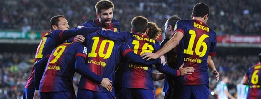 El Barcelona prepara más de 50 palos para comprar a este par de cracks