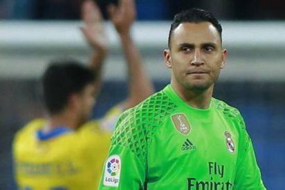 El casting para la portería del Real Madrid se amplía a tres nombres