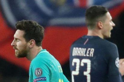El chivatazo sobre Di María que ha recibido Messi antes del partido ante el PSG