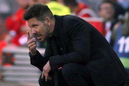 El Cholo Simeone descarta entrenar al Madrid... Pero no a un grande de la Liga