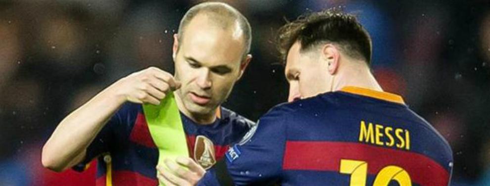 El crack argentino que no quiso jugar en el Barça por culpa de Messi e Iniesta