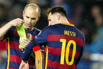 El crack argentino que no quiso jugar en el Barça por Messi e Iniesta