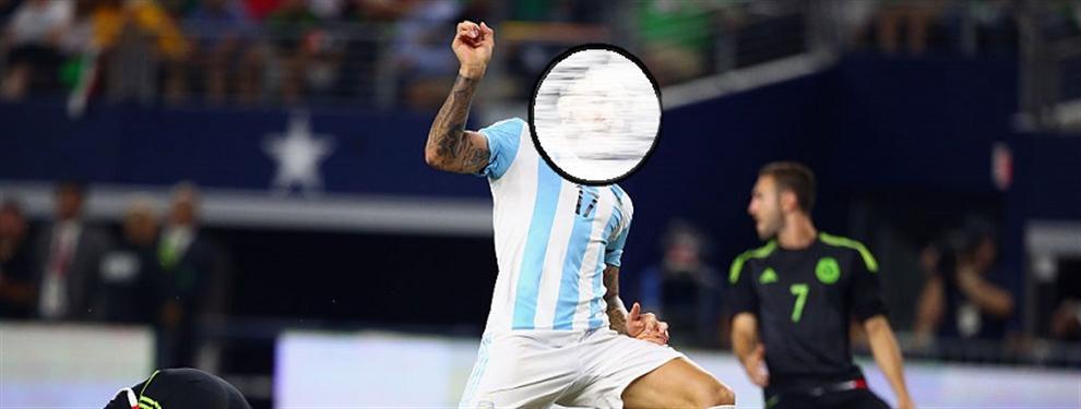 El crack argentino que se ofrece a fichar por Real Madrid