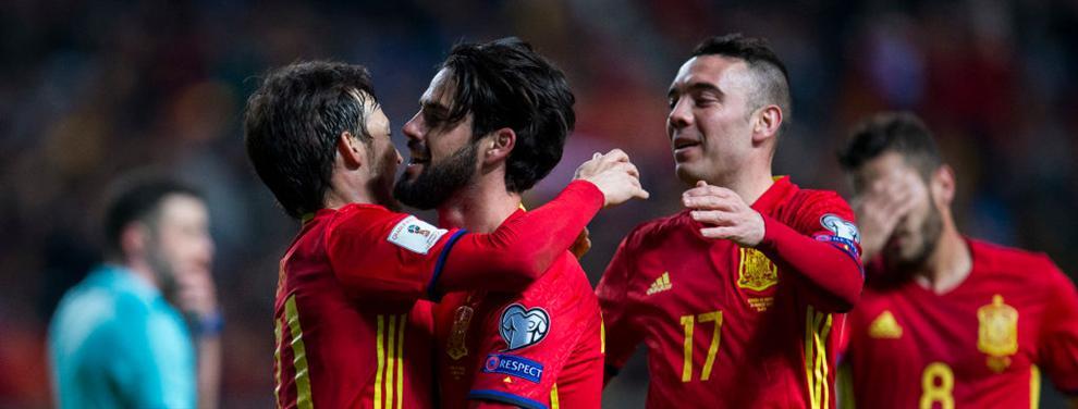 El crack de la Premier League que ya sabe que no jugará más en la selección española