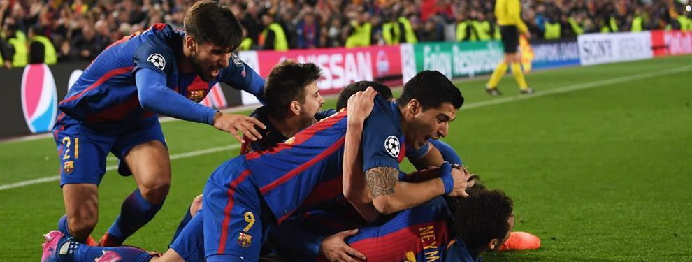 El crack del Barça que se ha convertido en el foco de las bromas tras el sorteo de Champions